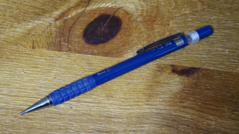 ぺんてる シャープペン マークシートシャープ AM13-HB HB
