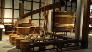 白鹿記念酒造博物館酒蔵館