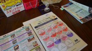 日本盛酒蔵通り煉瓦館スタンプ