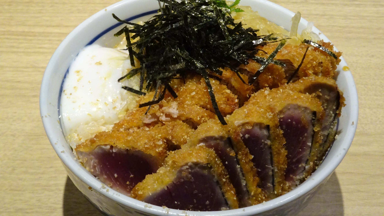鰹カツ丼(大)
